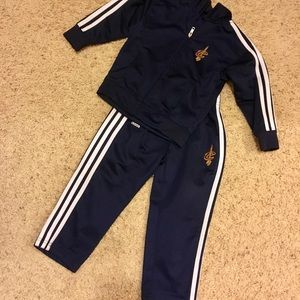 Adidas Cleveland cavaliers outfit 3t